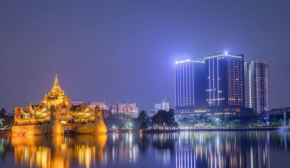 Wyndham Grand - Yangon